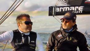 Pendragon e il Lightbay Sailing Team protagonisti di Sailing, il magazine sul mare di Sky Sport Uno