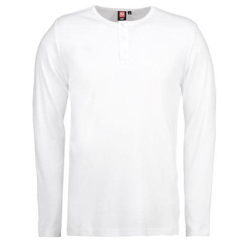 ID Rib Granddad T-shirt
