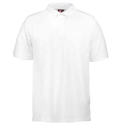 ID Klassisk Poloshirt   lomme