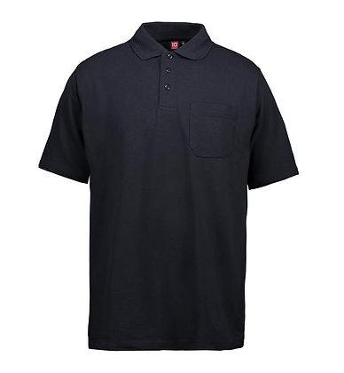 ID Klassisk Poloshirt | lomme