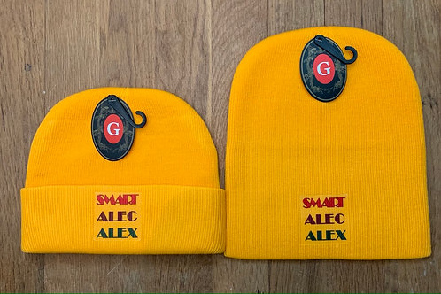 Smart Alec Alex Hat - One Size