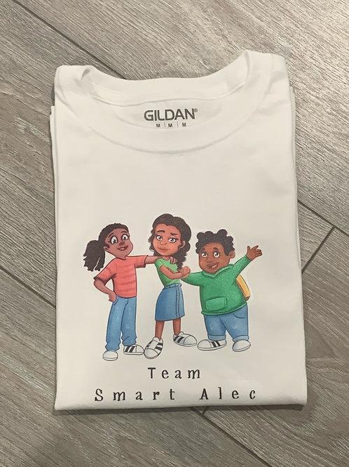 """""""Team Smart Alec Alex"""" Shirt"""