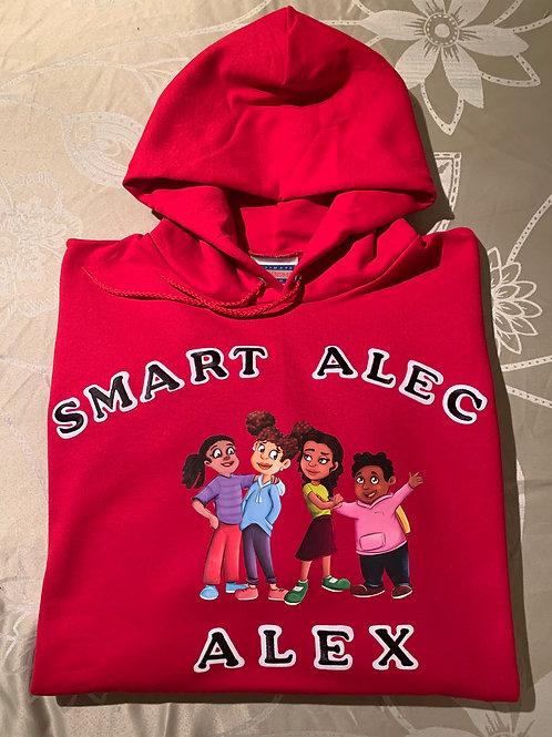 All Characters Sweatshirt -Youth
