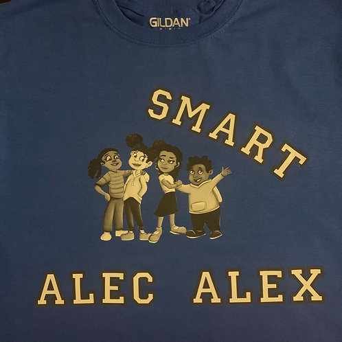 Characters Shirt - Adults