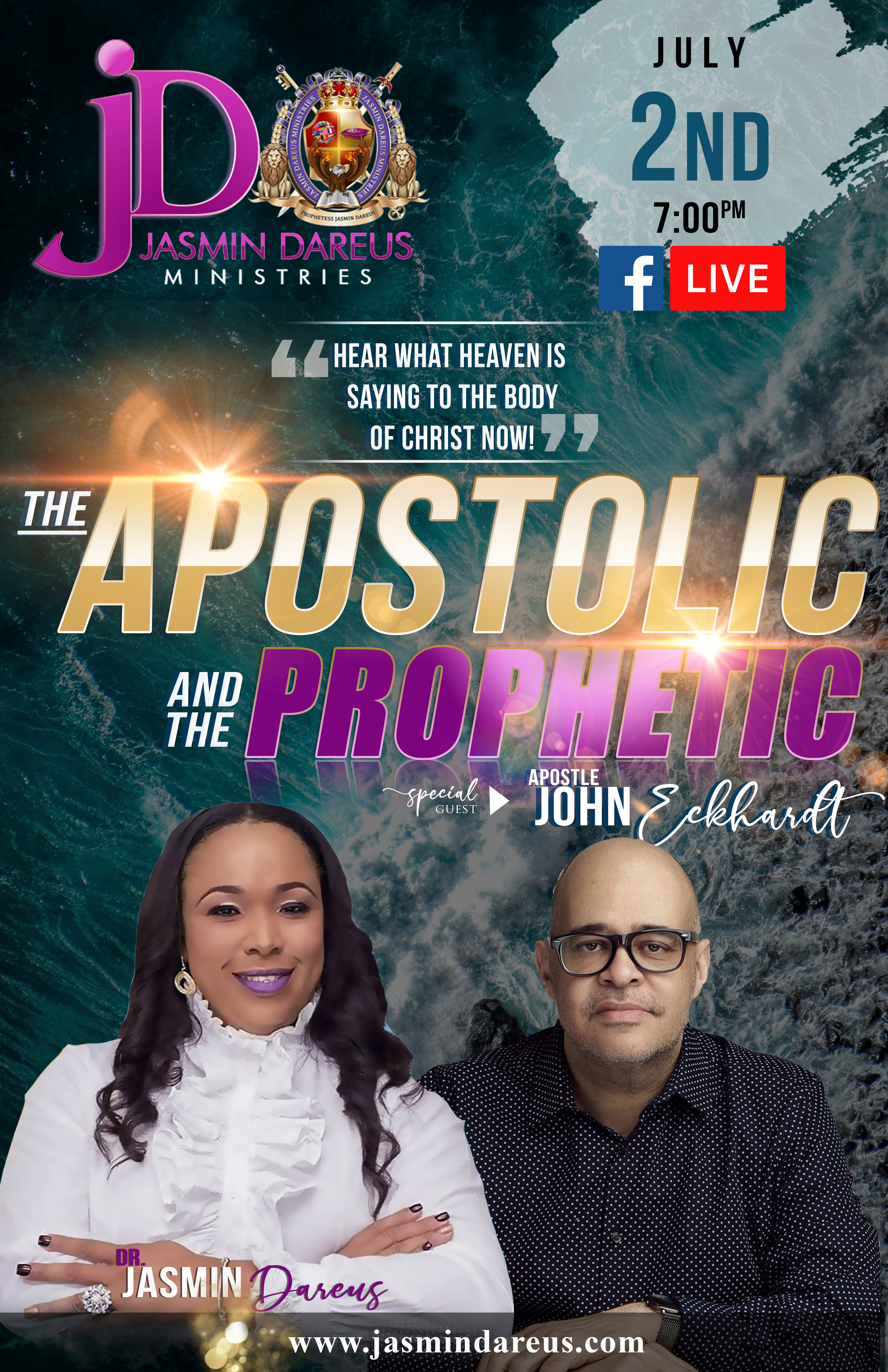 Apostolic Prophetic