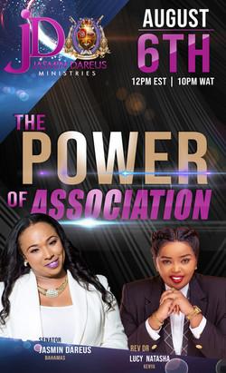 JDM Power of Association