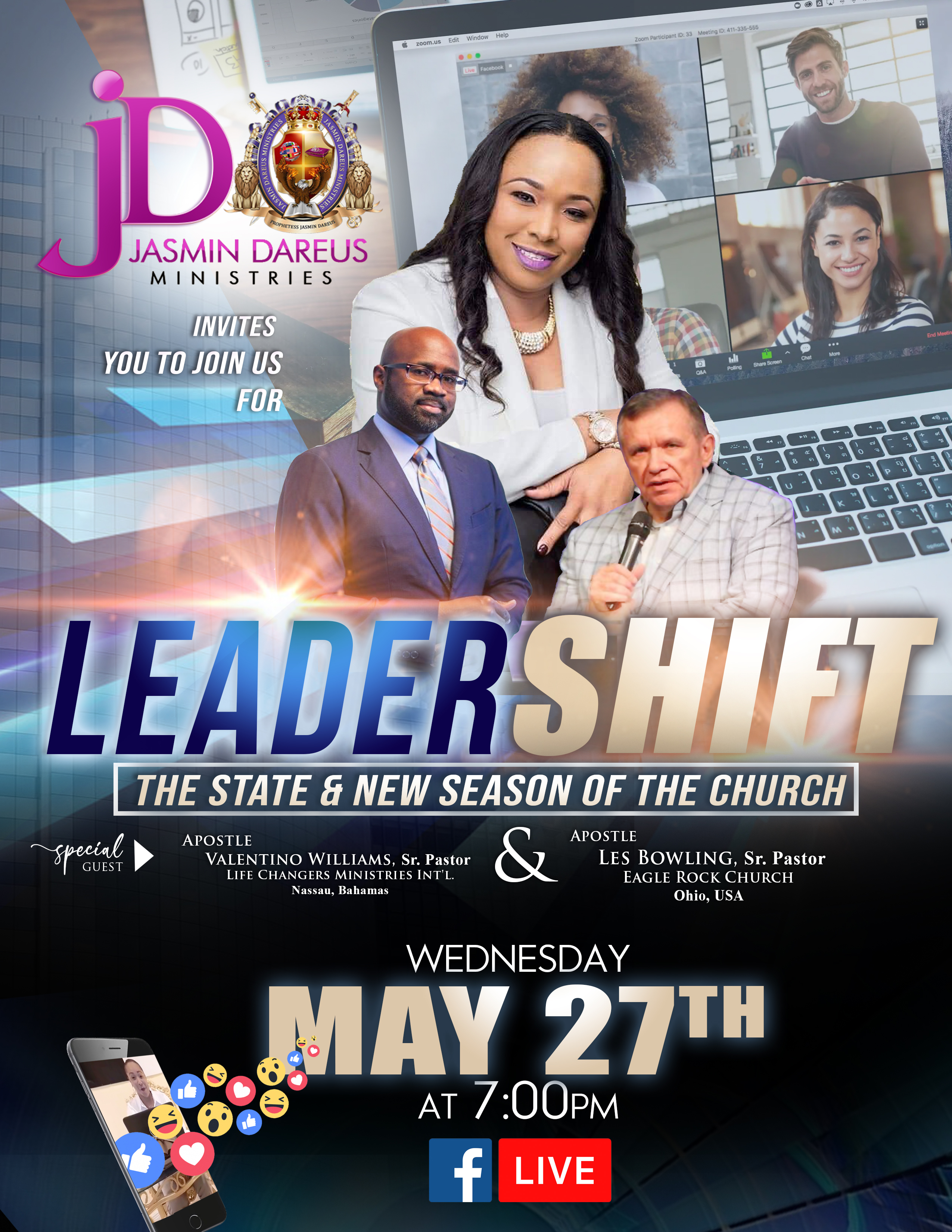 JDM Leadershift 2020