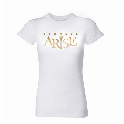 Lioness Arise Tee - Round Neck