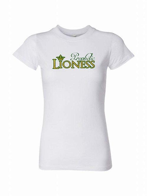 Prophetic Lioness Tee - Round Neck