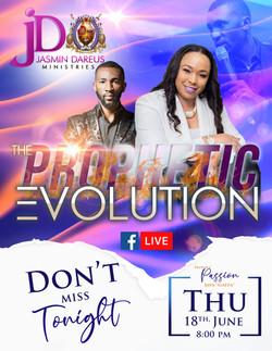 The Prophetic Evolution II