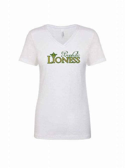 Prophetic Lioness Tee - V neck