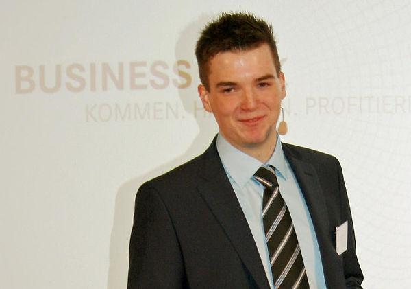 Benedikt Zipperer Business-Talk