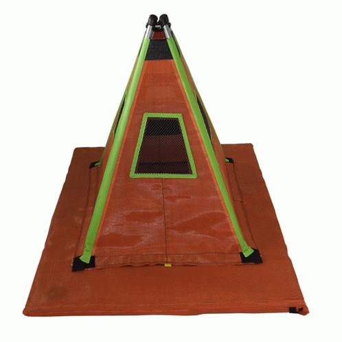Grate Pyramid
