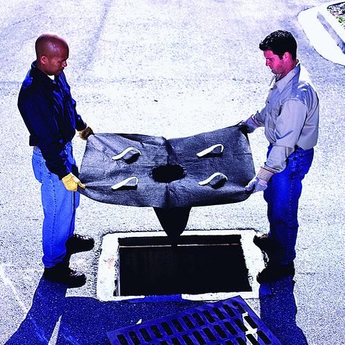 DrainGuard Oil & Sediment Model