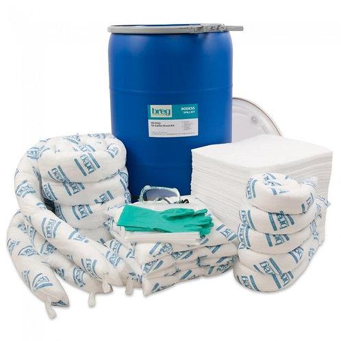 Spill Kit - Oil Only - 55 Gallon Lever-Lock Drum