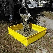 Concrete Washout Berm