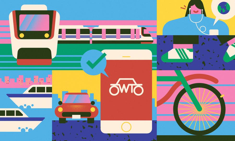 Commuting Alternatives