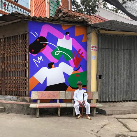 Make-Believe Murals
