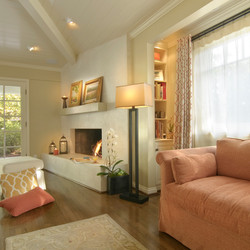 """New Bay and """"New"""" Fireplace"""
