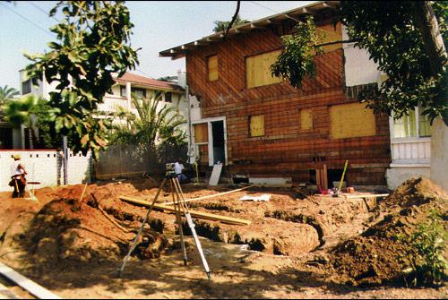 Demolition and Preparation