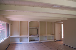 Living Room - before.