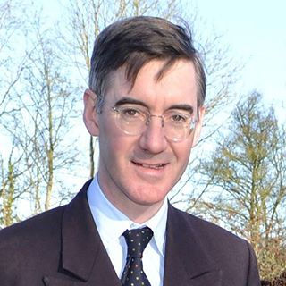 Photo of Jacob Rees-Mogg MP