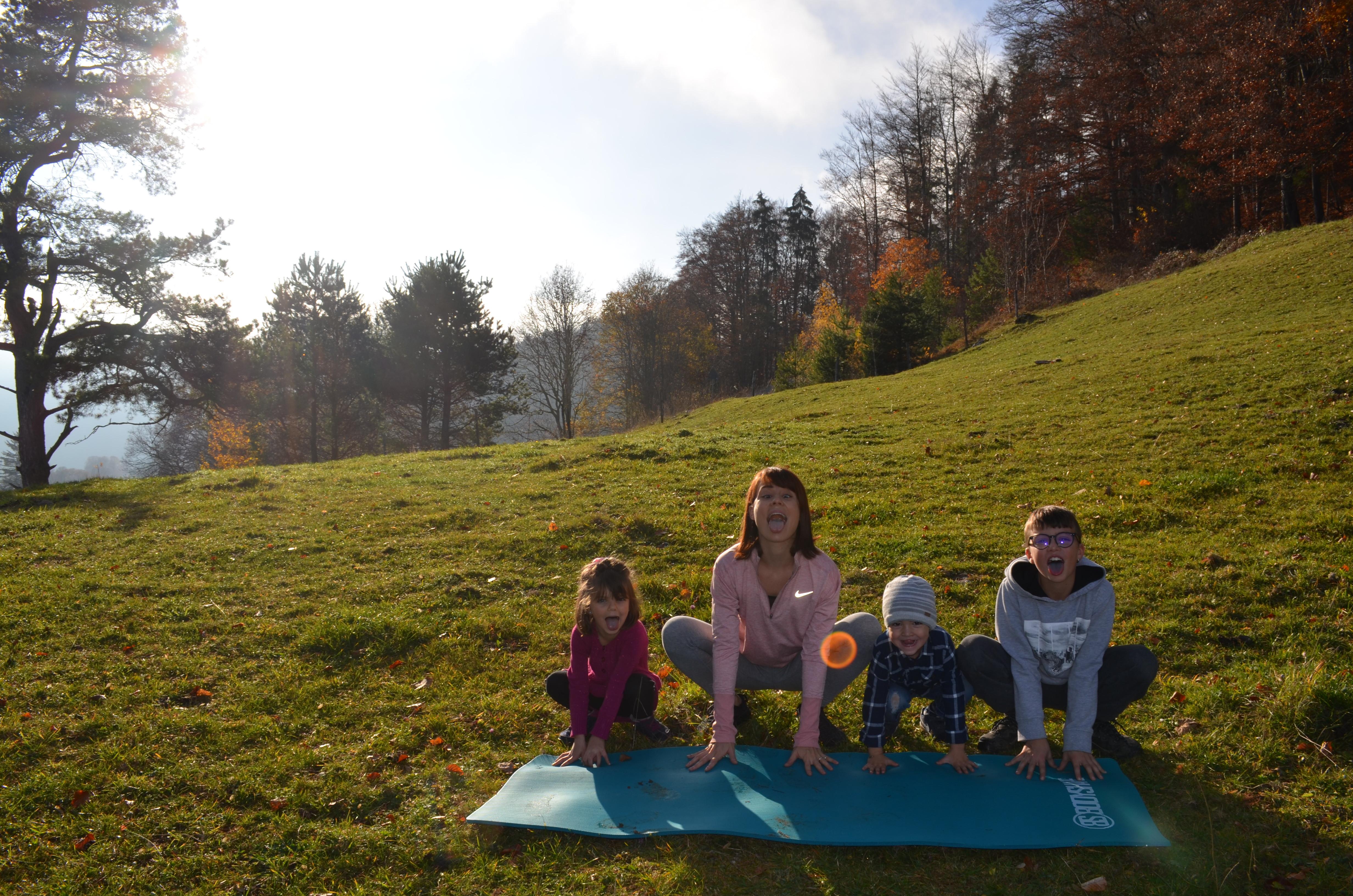 Atelier Kids yoga
