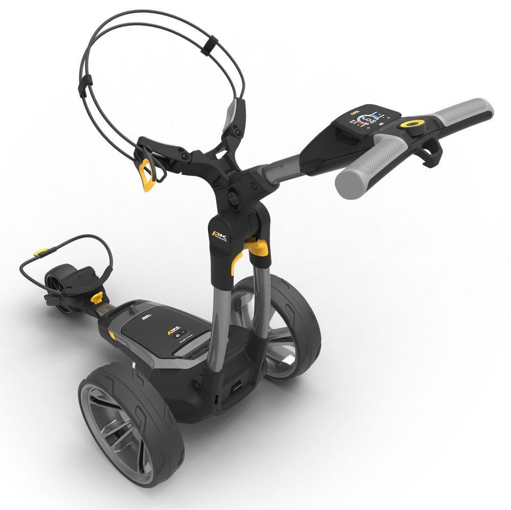 PowaKaddy CT6 Gunmetal