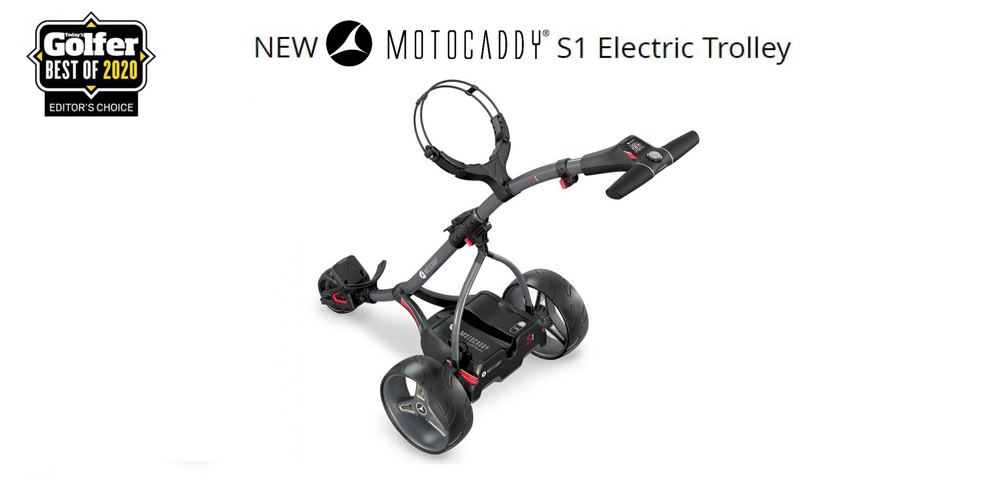 Motocaddy S1 2020