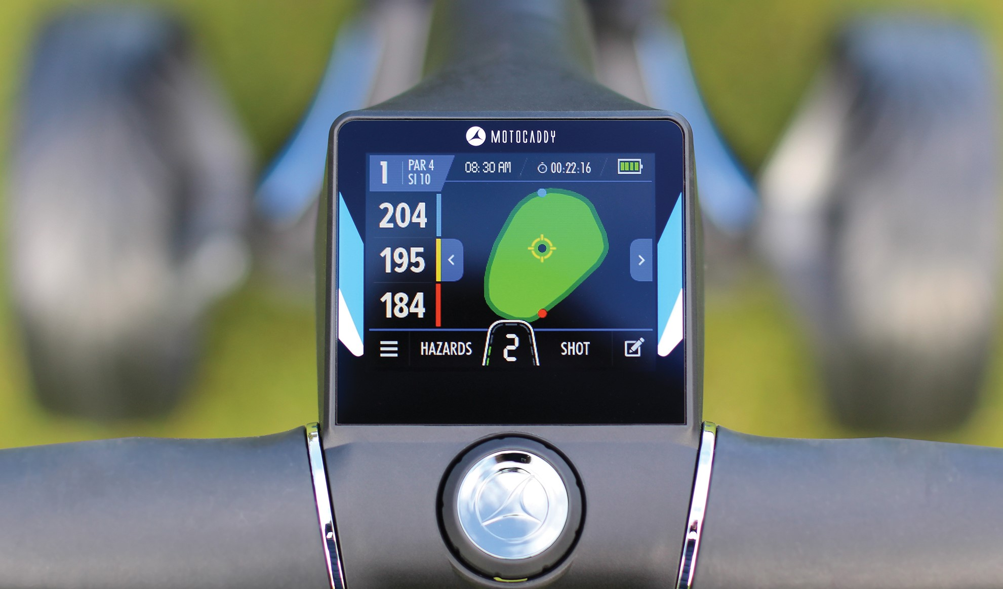 Motocaddy M5 GPS DHC