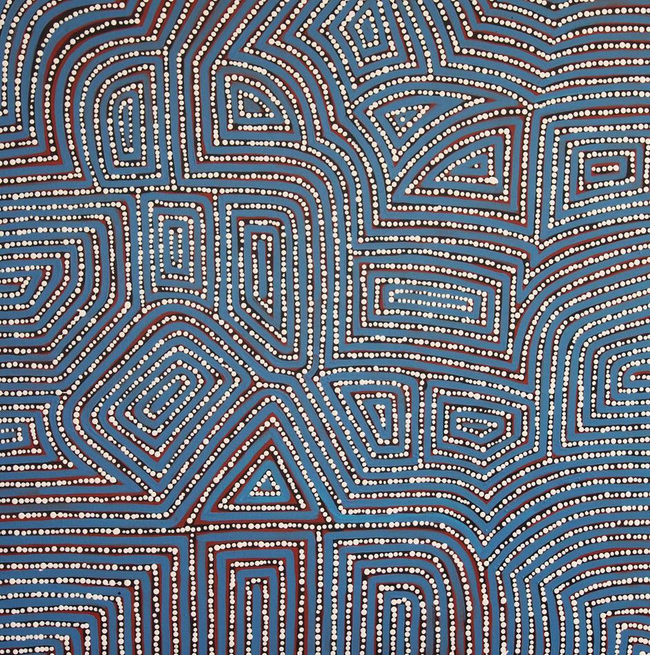 Labyrinthe 4 100x100