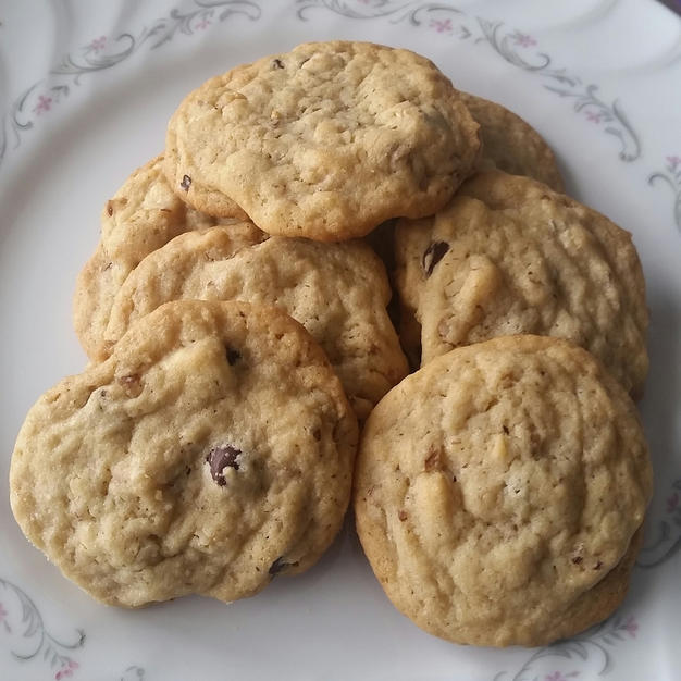 Kozy Chocolate Chip Cookies