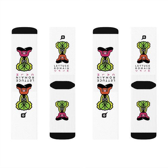 Lettuce Romain Calm Socks