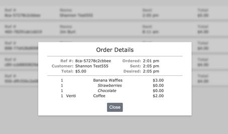 GEM2go Order Dashboard