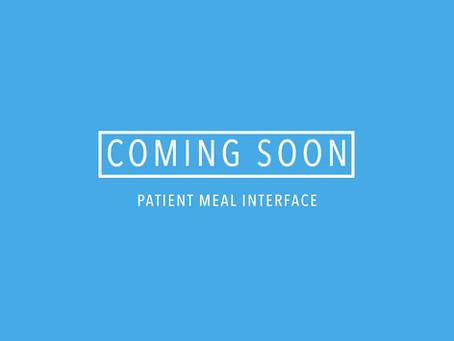 GEMserve Patient Meal Interface (PMI)
