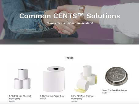 CCS Online Store