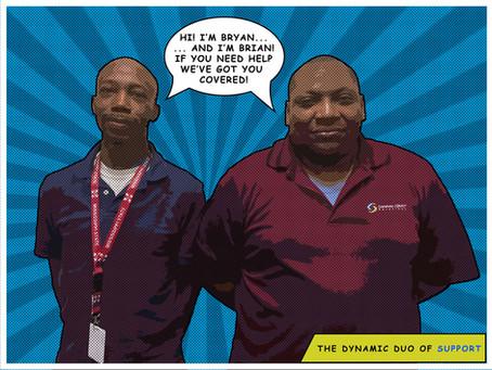 Employee Spotlight - Bryan & Brian