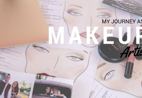 My Journey as a Makeup Artist