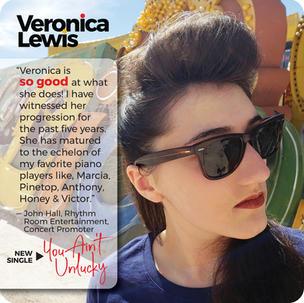 Veronica Lewis is so good....