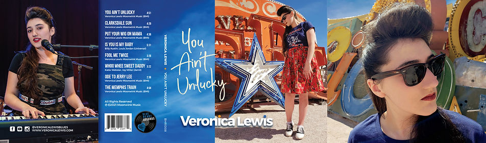 ALBUM ART FULL VeronicaLewis-YouAin'tUnl