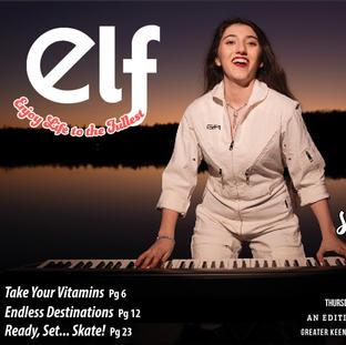 ELF Magazine  Cover 2021