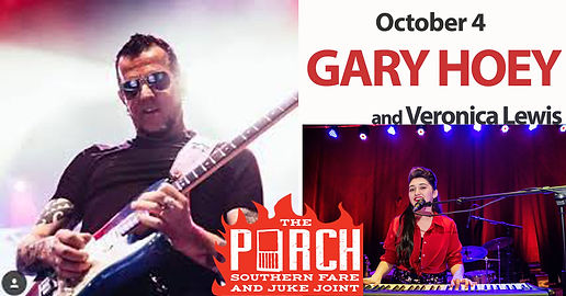 Gary Hoey, The Porch.jpg
