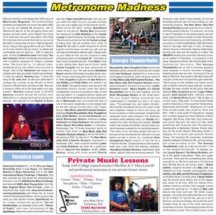 Metronome Madness - Single Review