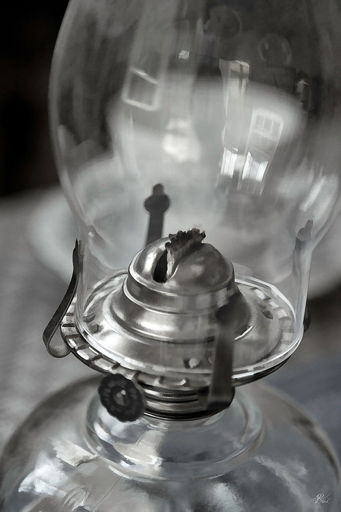 Reflections of a Lamp