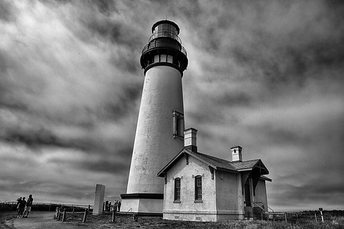 Northern Guard - Yaquina Head Lighthouse