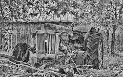 Paradise Tractor