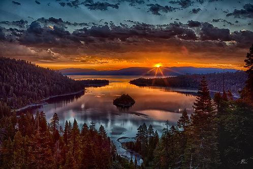 Emerald Sunrise