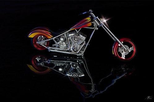 Gleaming Chopper