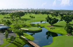 Paradis pour les Golfeurs