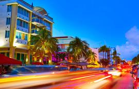 South Beach à Miami
